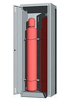 Шкаф для газовых баллонов ШБр-02