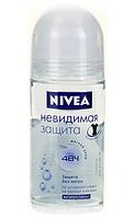 "Шариковый дезодорант NIVEA ""Невидимая защита. Мягкий уход"", 50 ml, GIL /05-42"