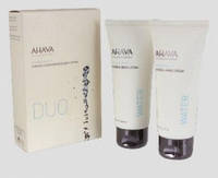 Ahava - Набор Дуэт увлажняющий (руки и тело) - Kit Duo Water Hand & Body - 100 ml 2013 ( EDP58601 )