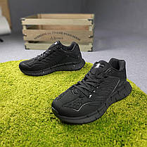 Мужские кроссовки Reebok Zig Kinetica чёрные, фото 3