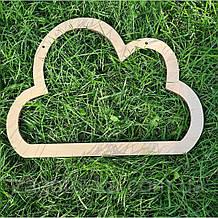 Заготівля для макраме Хмара 35см