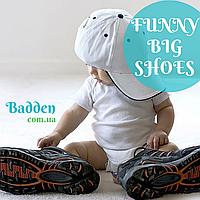 Цікаве взуття великих розмірів на всій планеті та інтернеті