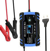 ZYX-J30 12V/8A 24V/4A Интелектуальное зарядное устройство для заряда и востановления авто аккумулятора