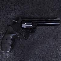 Револьвер под патрон Флобера Ekol Major 4.5 black пластик