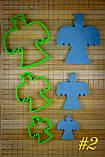 3Д Формочки Ангели Форми для пряників Янголята Вирубка для печива Ангели Каттери Янголята, фото 4