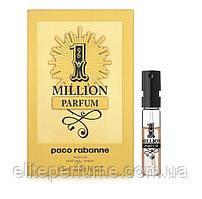Пробник аромату Paco Rabanne 1 Million Parfum 1.5 ml