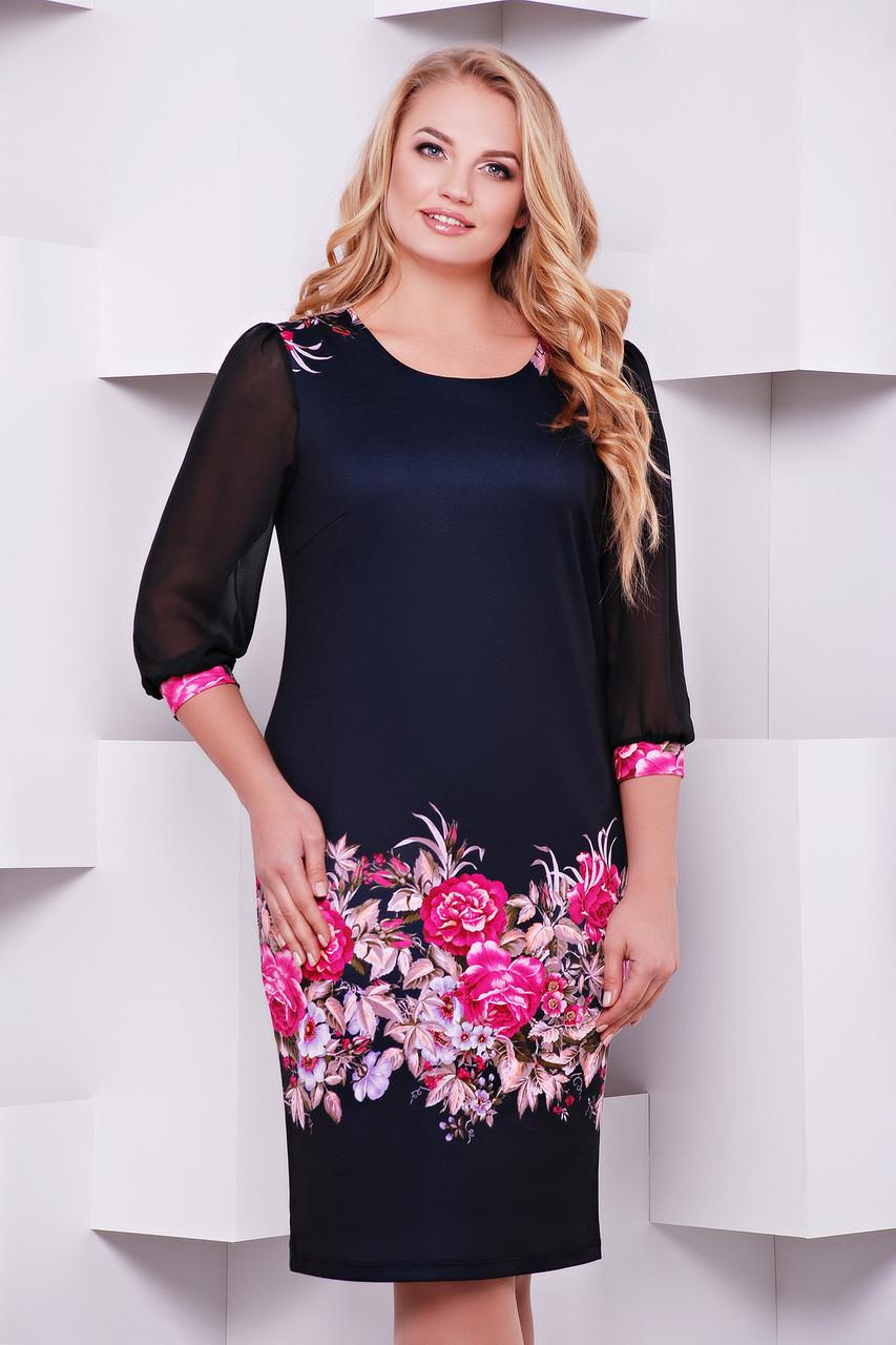 Квіткова композиція плаття Tulsa-1Б д/р