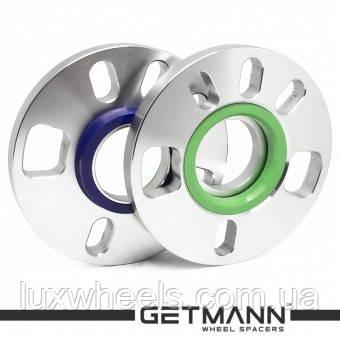 Колісна проставка GETMANN 15мм PCD 5x114.3 DIA 66.1 Лита (Renault)