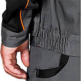Куртка рабочая защитная PRO MASTER Польша, фото 3