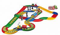 Игровой набор Wader - городок Kid Cars 3D