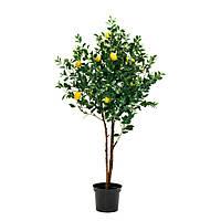 Дерево искусственное Лимон 140см