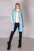 Пальто жіноче спортивного крою з кашеміру, норма і батал, весна 2021, різні кольори, р. 42-54 Код 096N
