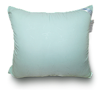 Подушка для сна с бамбуковым наполнителем Leleka-Textile 70х70