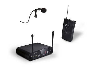 PRODIPE Pack UHF VL21 Violons & Altos Радіосистема інструментальна UHF 600-635mHz.