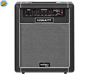 Комбоусилитель для бас-гитары Hiwatt B-20 MaxWatt