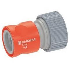 Коннектор с автостопом Gardena Profi 19мм (3/4')