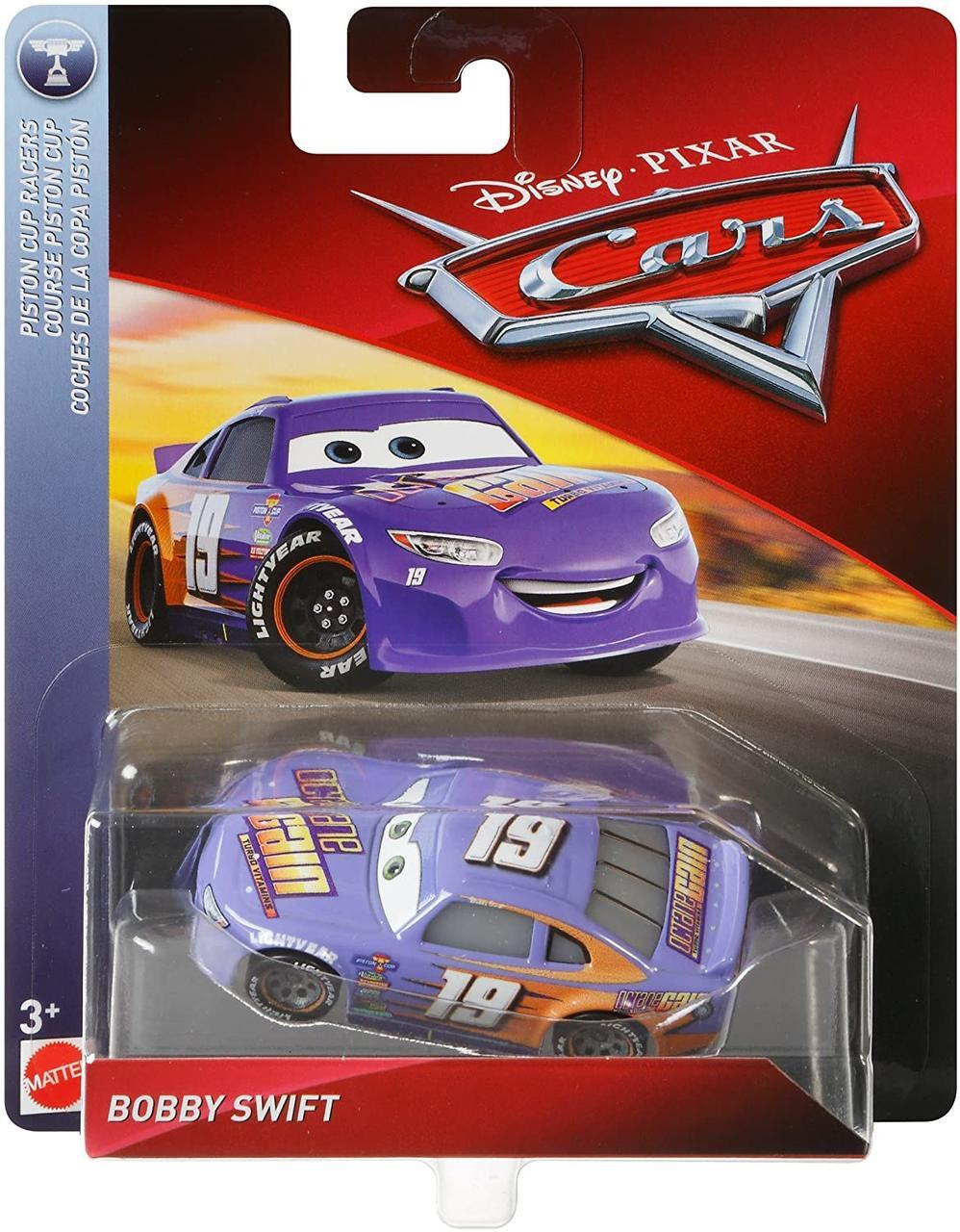 Тачки 3: Бобби Свифт (Bobbie Swift) Disney Pixar Cars от Mattel