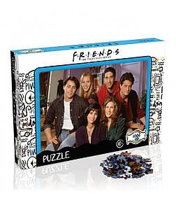 Пазл 1000 Piece Jigsaw Puzzle Friends Apartment