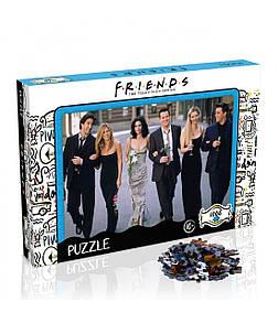 Пазл 1000 Piece Jigsaw Puzzle Friends Banquet