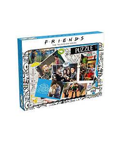 Пазл 1000 Piece Jigsaw Puzzle Friends Scrapbook