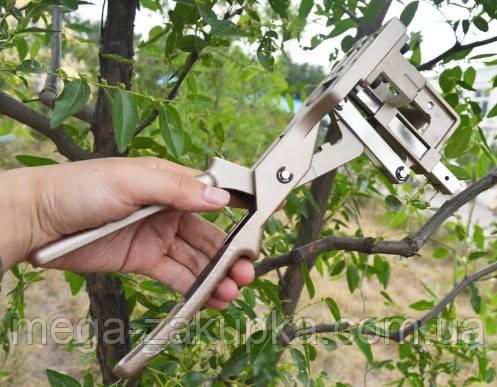 ✂ Секатор окуліровочний Grafting knife промисловий 100% метал