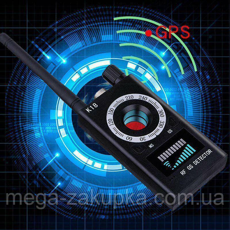 Многофункциональный Анти-шпионский детектор для обнаружения шпионских устройств