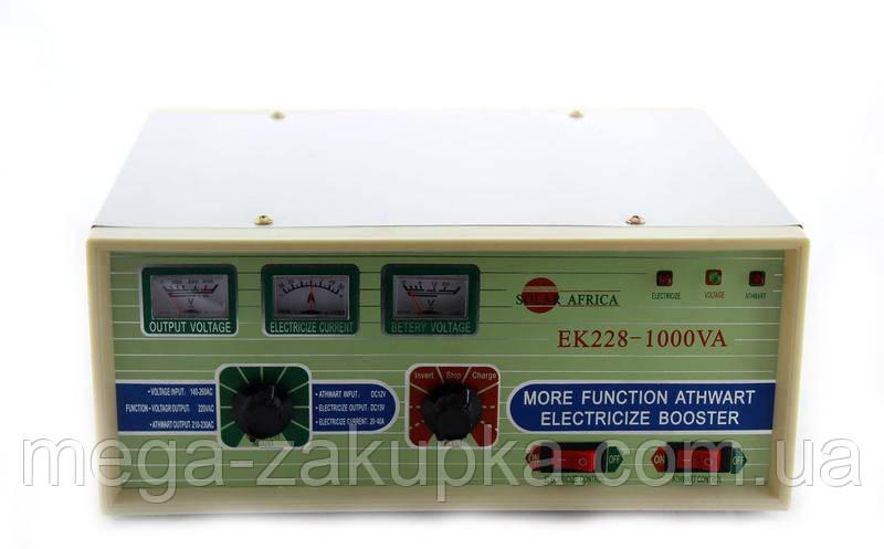Пусковое зарядное устройство  для аккумулятора авто 12 В