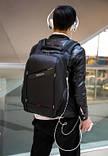 Рюкзак Fashion style кодовий протикрадій sw9176, фото 3