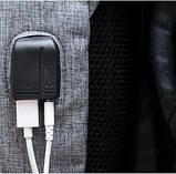 Рюкзак Fashion style кодовий протикрадій sw9176, фото 5