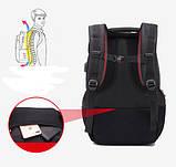Рюкзак Fashion style кодовий протикрадій sw9176, фото 8