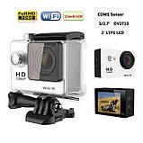 Экшн камера W9 (SJ6000) Wi-Fi FullHD, фото 3