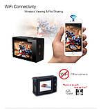 Экшн камера W9 (SJ6000) Wi-Fi FullHD, фото 5