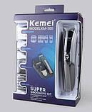 Стайлер Kemei Km-500, фото 5