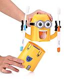 Дозатор зубної пасти Міньйон, фото 2