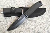 Охотничий Нож Buck 009 56HRC 440C, фото 6