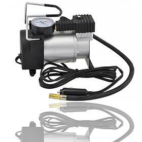 Автомобільний компресор AIR PUMP Black Silver (av161-hbr)