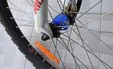 Велосипедний силіконовий ліхтар Sanyi 2 шт., фото 8