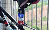 Велосипедний силіконовий ліхтар Sanyi 2 шт., фото 10