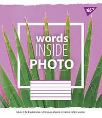 А5/48 лин. YES INSIDE PHOTO, тетрадь для записей, фото 3