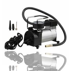 Автомобільний компресор AIR COMRPRESSOR Black Silver (av160-hbr)