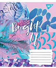 А5/48 лін. YES BRIGHT LIFE, зошит для записів, фото 3