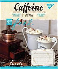 А5/48 кл. YES CAFFEINE, тетрадь для записей, фото 3
