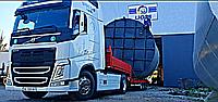 Послуги, оренда трала, перевезення негабаритних вантажів Дніпро