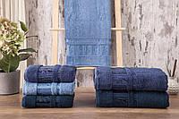 Полотенца бамбуковые 70*140 (3шт) 550г/м2 (TM Zeron) Agac Bamboo, Турция 1374180614
