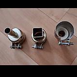 Паяльная станция YIHUA 8858 BGA, 220V, 700W Портативная паяльная станция с термофеном +3 насадки . Оригинал, фото 6