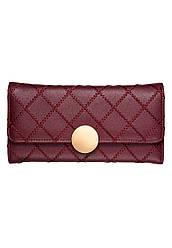 Отзывы (3 шт) о Faberlic Кошелёк Ruby цвет баклажановый Modern арт 600654