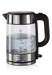 Отзывы (8 шт) о Faberlic Чайник электрический стеклянный арт 910117
