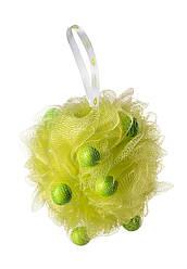 Faberlic Мочалка с кусочками мыла Лаймовый сорбет Beauty Cafe арт 910111