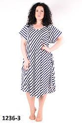 Платье в полоску женское новинка