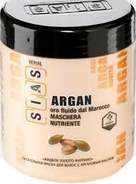 Маска Sias поживна Рідке золото Марокко з аргановою олією 1000 мл (8008277132167)